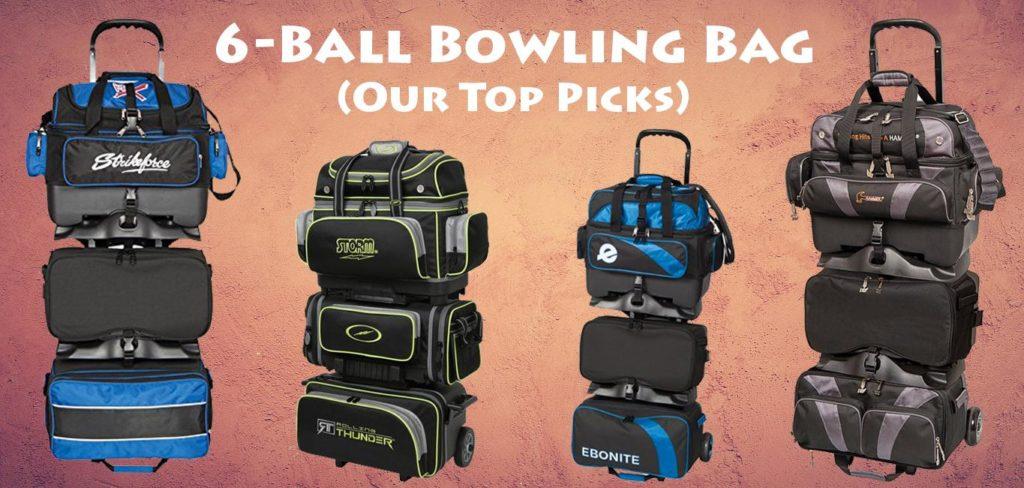 Best 6-Ball Bowling Bag Reviews